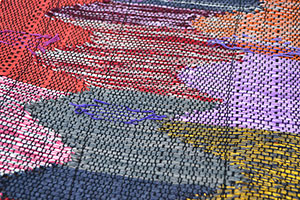 clasped weft ideas in weaving