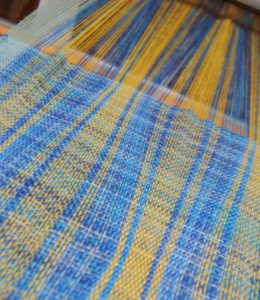 ondule reed weaving