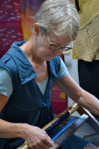 Concentration in weaving