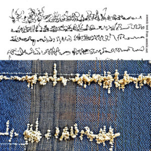 asemic weaving